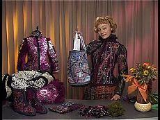 Создаём шубку, сумку и украшения с помощью меха и кружева - МК
