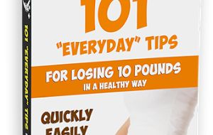 101 Tips To Lose 10 Pounds Book