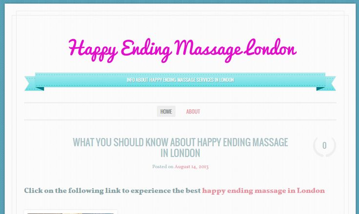 http://happyendingmassagelondon.wordpress.com/  Best Happy Ending Massage in London. If you thinking about happy ending massage in London visit us to experience an unforgettable massage with happy endings.