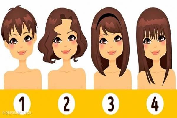 Hajad hossza sokkal többet elárul a személyiségedről, mint gondolnád! Te ilyen vagy?
