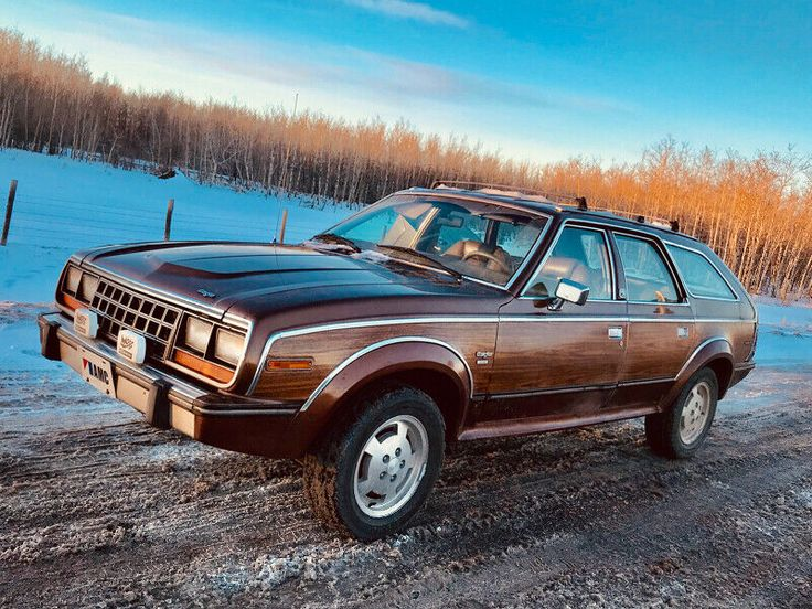 1986 AMC Eagle Wagon Classic Cars Calgary Kijiji in
