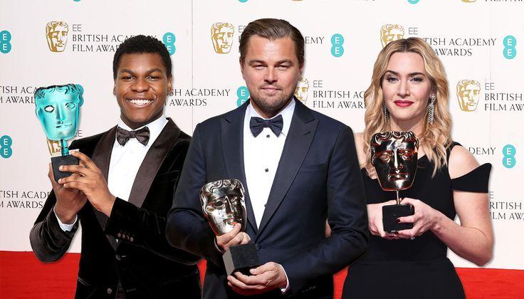 Here are all 26 triumphant BAFTA winners of 2016 @metrouk #Baftawinners #bafta2016