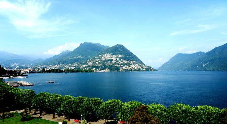 Booking.com: Hotel Bellevue au Lac - Lugano, Suisse