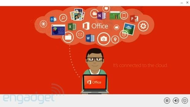 Microsoft taking a 'meaningful look' at Office for Linux! Do that and Linux will have a big shot in the industrial automation systems, I say.