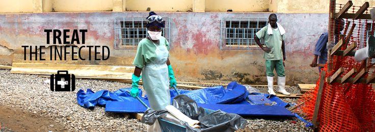 Global Ebola Crisis Response