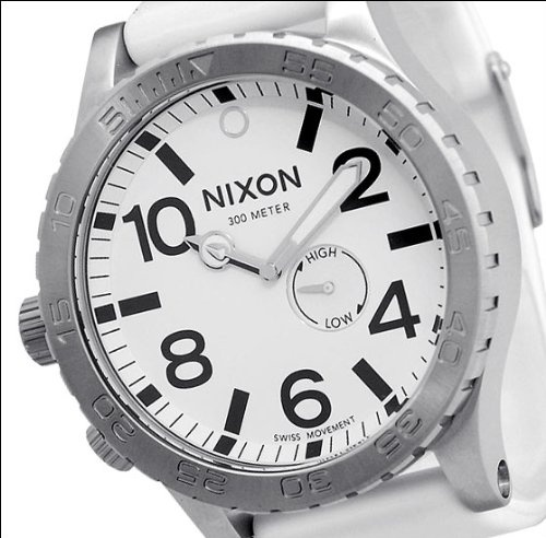 NIXON Men's Tide Phase Display Sub-Dial Watch $279.95 http://amzn.com/B001B026GE #MenWatch