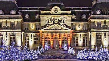 mes idees de sorties sympa: Vaux le Vicomte fête Noël…