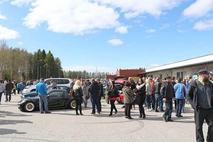 Backwoods Cruising 2015, Kajaani