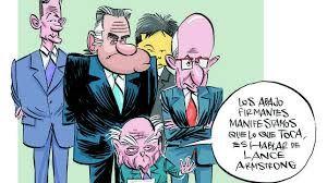Resultado de imagen de politica corrupcion españa pp