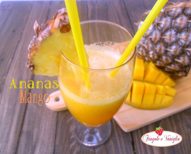 Succo Ananas Mango Anticellulite