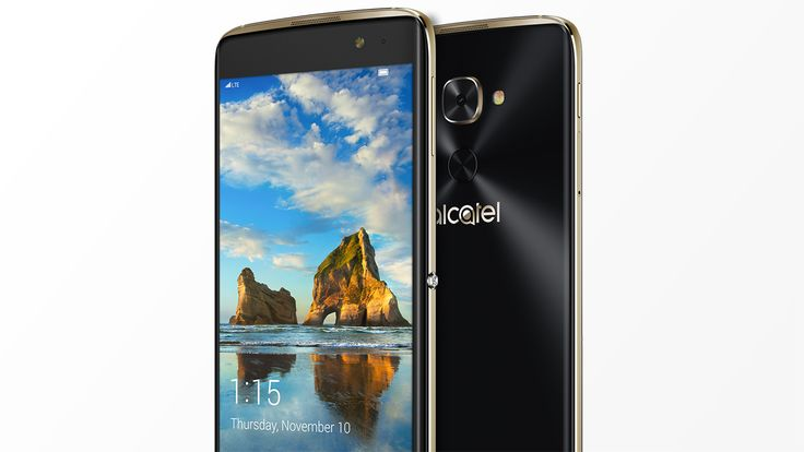 """Alcatel's IDOL 4S Windows 10 VR Phone will Launch Next Week for $470: The IDOL 4S will feature a 5.5"""" AMOLED screen, 4GB of memory, a…"""