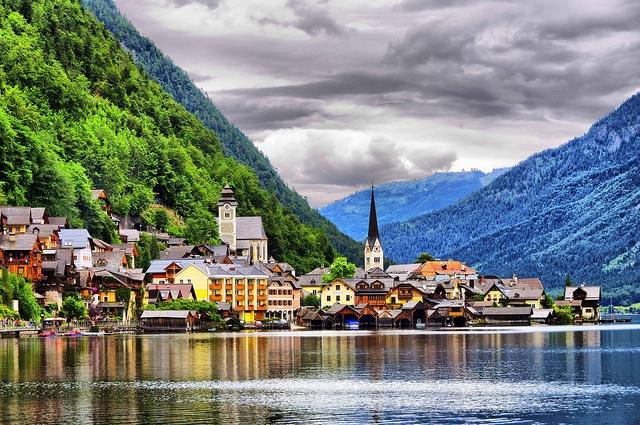 Hallstatt-Dachstein / Salzkammergut Cultural Landscape (UNESCO) - Austria