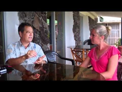 Sergio Rapu Discusses Easter Island's Moai Statues