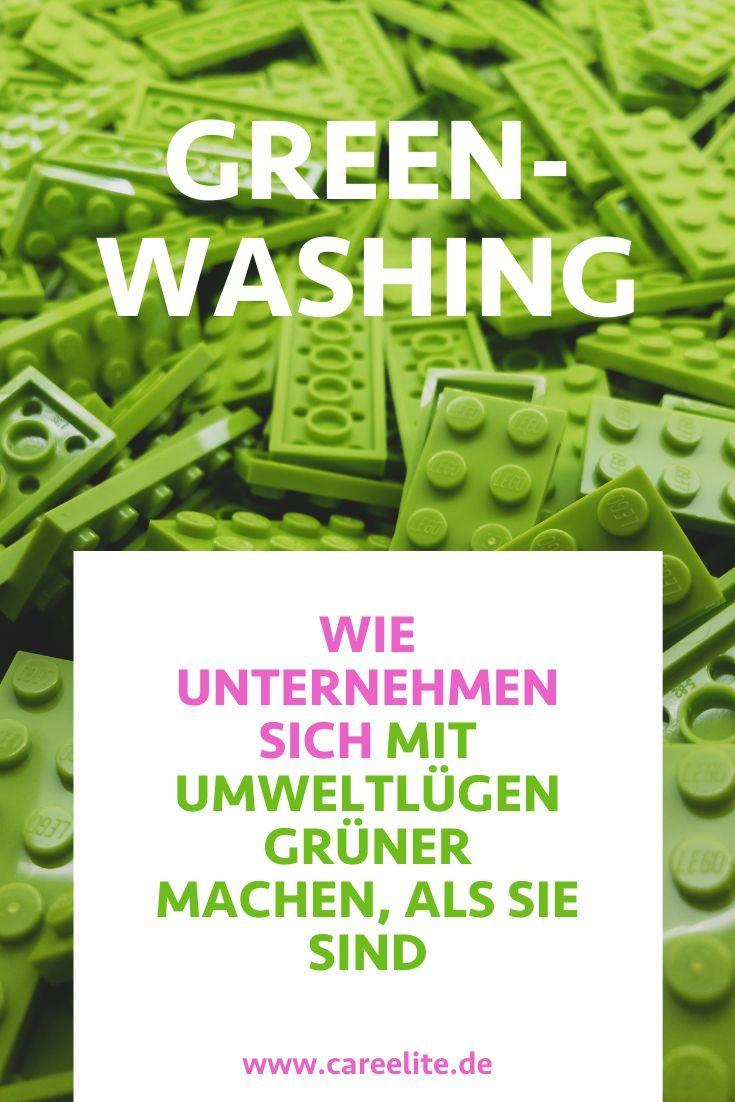 10 Greenwashing Ideen Unternehmungen Nachhaltigkeit 13