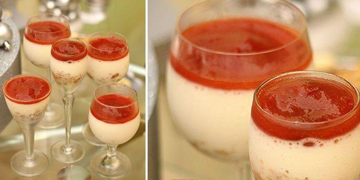 sobremesa- para-natal-ou-festas-verrine de cheesecake com goiabada