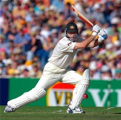 Steve Waugh scored over 10,000 runs in his test career
