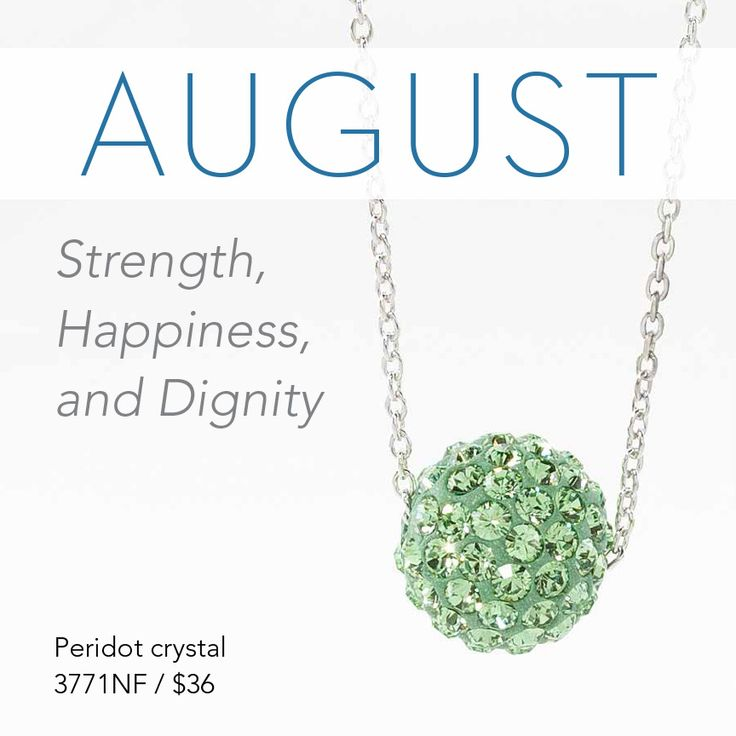 12 best Touchstone Crystal Birthstone Necklaces images on ...