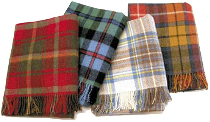 Tartan Blanket / Rug only $79.99 coming soon!