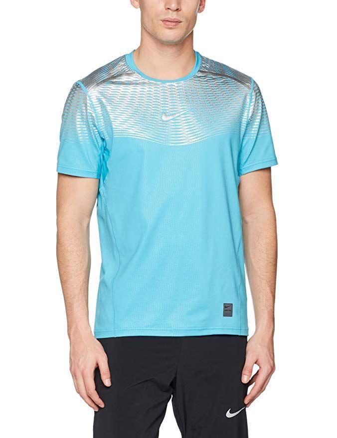 Nike Men`s Pro Hypercool Dri-FIT Max Short Sleeve Training Top