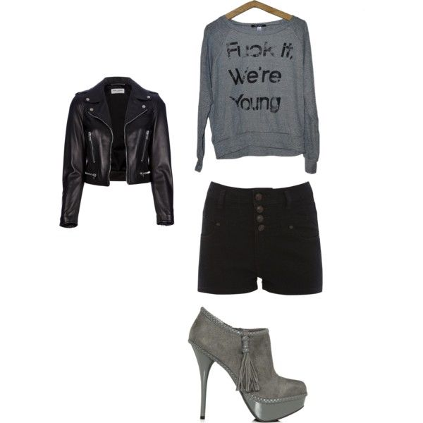 """Simple"" by jbminajeva on Polyvore"