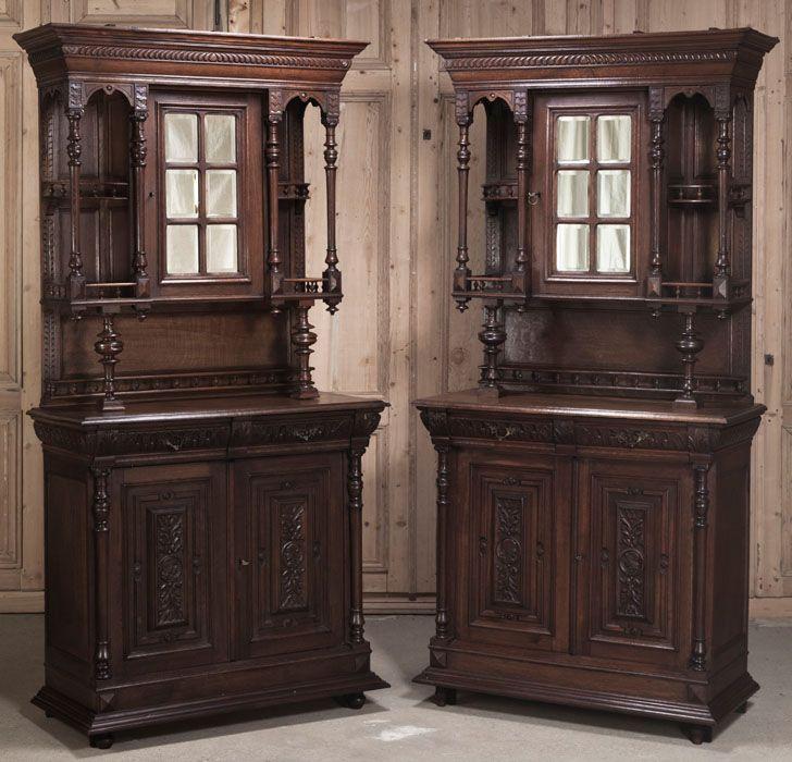 buffet henri 2 double corps yy87 jornalagora. Black Bedroom Furniture Sets. Home Design Ideas