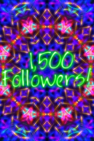 Just got 1,500 fans across all my social networks!!