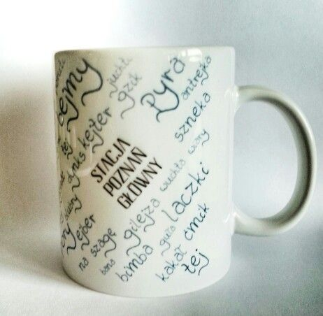 "Another view on our ""Dialect mug"""