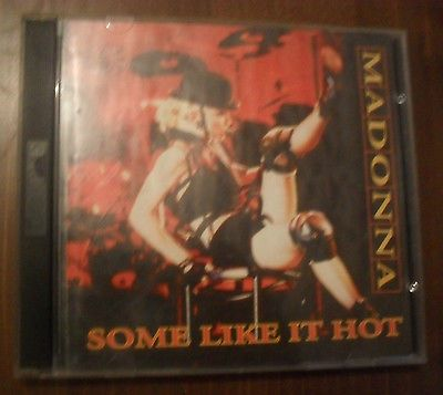 CD-Rom Musicale - Madonna - Some like it hot