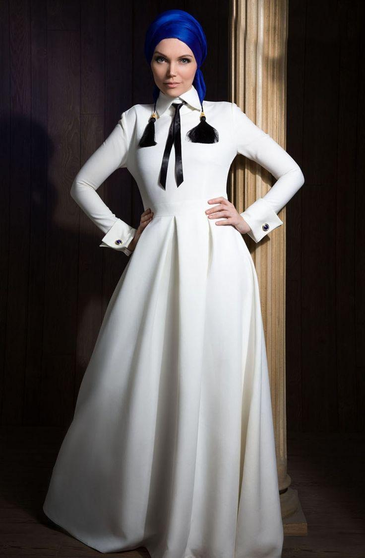 Muslima City Sky Dress by Muslima Wear 13040-52