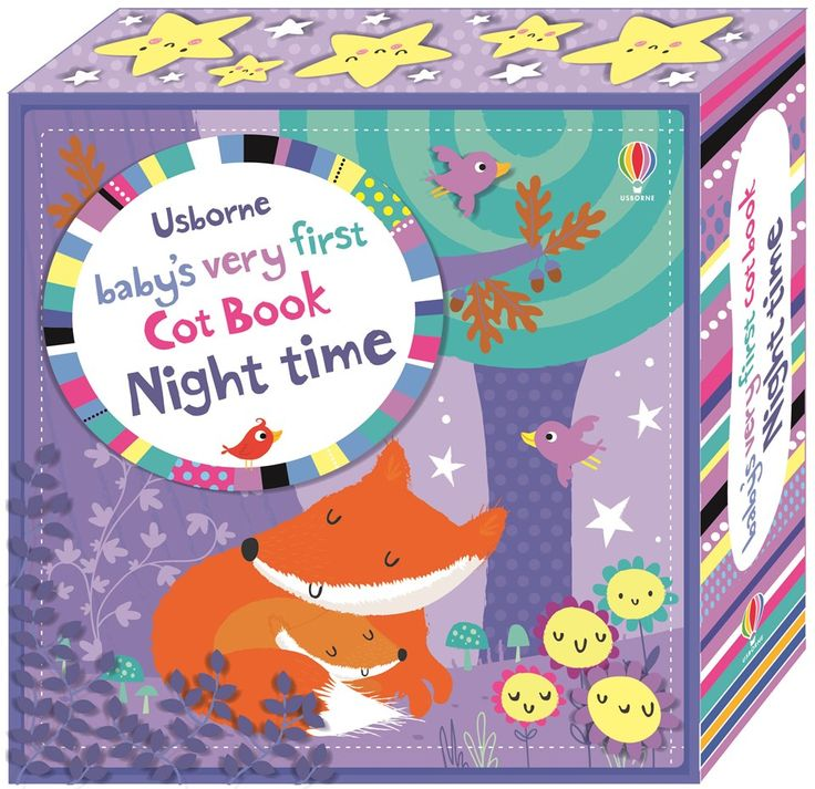 "Find out more about ""Baby's very first cot book: Night time"", write a review or buy online."