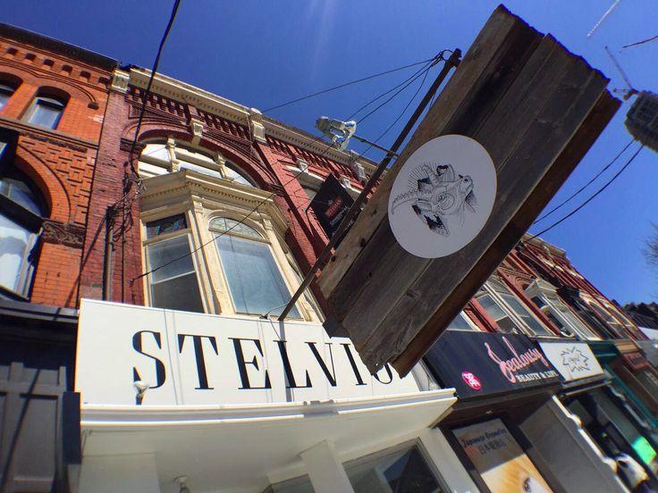 #stelvio #toronto #queenstreetwest #dinner