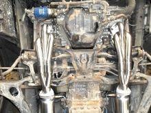 Subaru Legacy H6  Exhaust manifolds and exhaust system  Isuzu