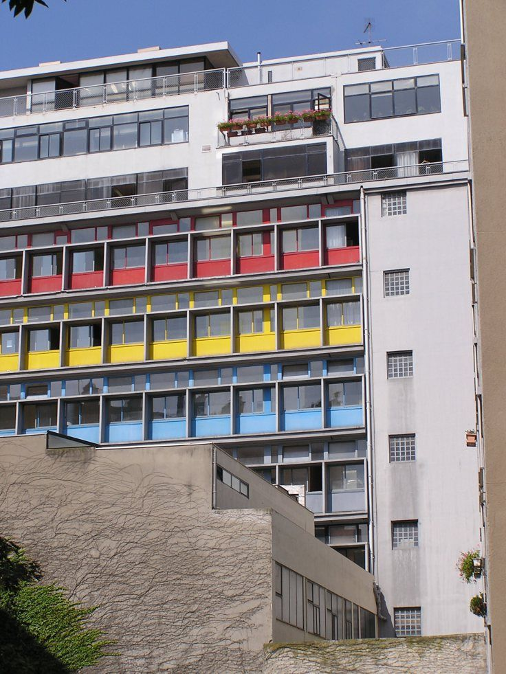 La Citè de Rèfuge : l'Esercito della Salvezza, Paris (1929) | Le Corbusier