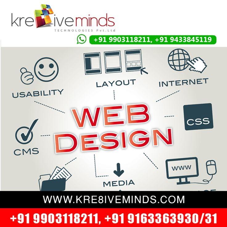Professinol Website Design. Visit Us at: www.kre8iveminds.com Or Call Us at: +91 9903118211