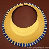 Egyptian Collar Craft - Cuffs Too