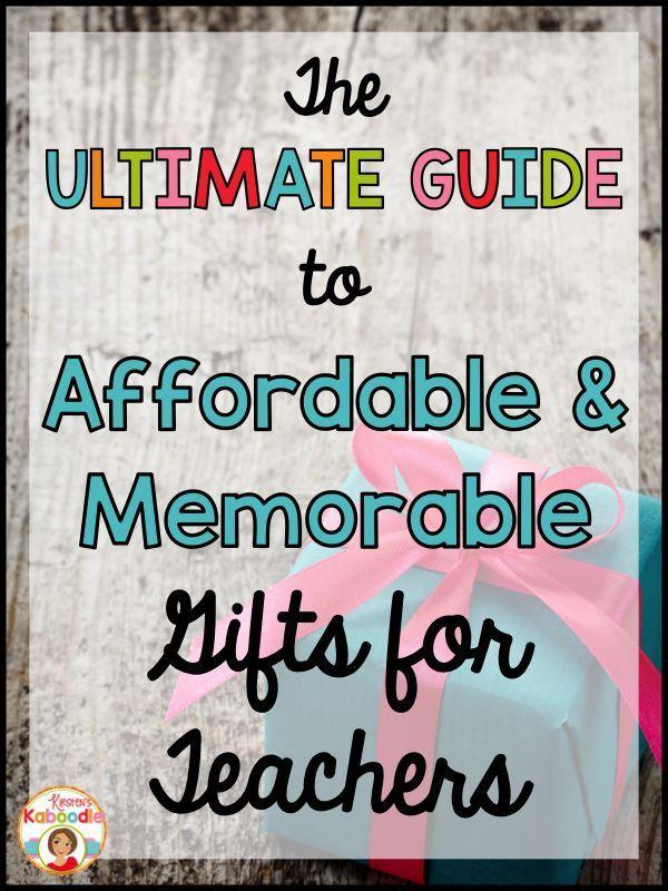 The 25+ best New teacher gifts ideas on Pinterest   Mentor teacher ...