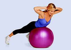 No Love for Love Handles Workout. banishing back fat.Back Exercises, Back Workouts, Love Handles, Handles Workout, Exercise Ball, Home Workout, Ball Workout, Back Fat, Workout Ball