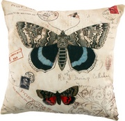 Beautiful cushion for a bed, sofa or chair