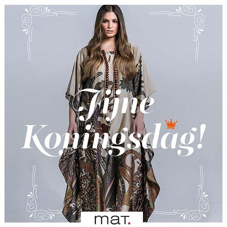 Fijne Koningsdag!  Happy King's Day to all our friends in the Netherlands!  #matfashion #koningsdag #koningsdag2017 #thenetherlands #iamsterdam