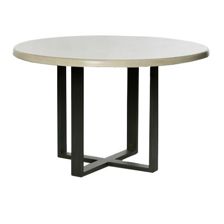 Contemporary Dining Table Base Only (Top Discontinued)