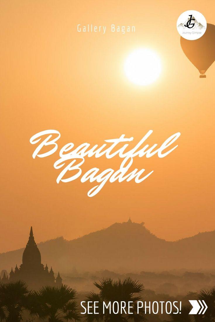 Bagan ist ein absolutes Traumziel für Myanmar-Reisende. So schön, dass wir der Region eine eigene Foto-Galerie widmen.