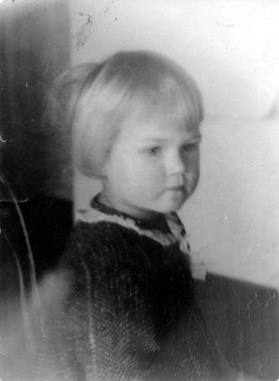 Photo of #Finnish evacuee. Used in the documentary film Sotalapset (War Children)