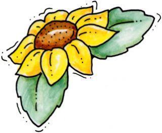 97 best ClipArt: Sunflowers images on Pinterest ...