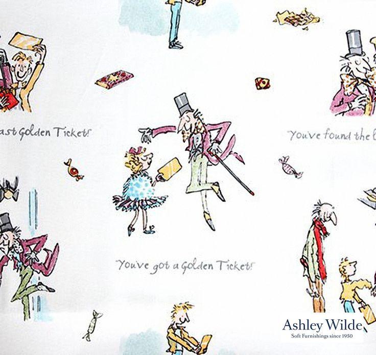 Ashley Wilde Golden Ticket   Ideal Drape Makers