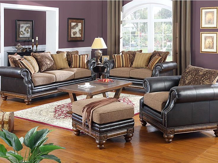 best 25 leather living room set ideas on pinterest leather living room furniture leather living rooms and living room decor brown leather couch - White Living Room Furniture Sets