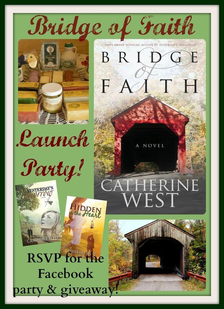 Join the Bridge of Faith Facebook Party! 5/29/15!!