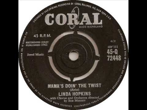 "Linda Hopkins - ""Mama's Doin' The Twist"""