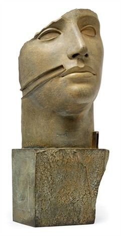 Untitled (Mask) by Igor Mitoraj