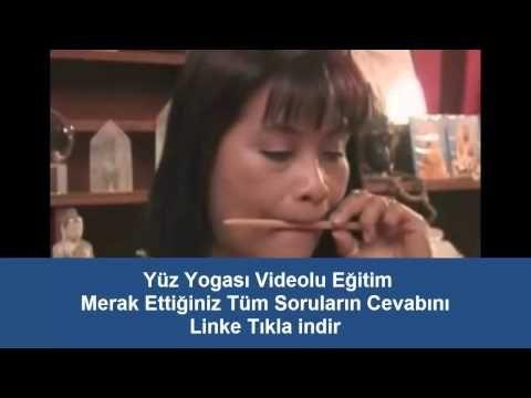 1. Hafta Yüz Yogası - Boyun Hareketi (Zürafa) - YouTube