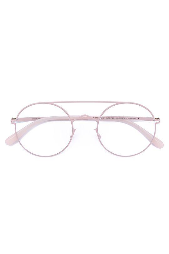 「金絲框眼鏡」不再等於「Nerd」,因為它才是今季最時尚的配飾!